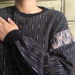S Urban Outfitters beautiful glittery sweater